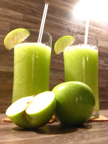 Frozen Apple Daiquiri