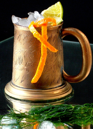 Moscow Mule (Home Made)